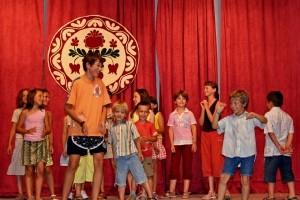 Játék egy lányért – Tündérmese